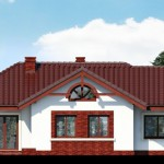Dom w storczykach ver. 2 – 93,85 m² – Archon