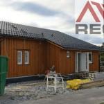 Interesting house in Spydeberg