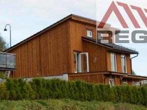 Interesujący dom w Spydeberg