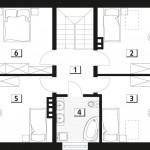 Ibis - 136,57 m2 - MTM STYL