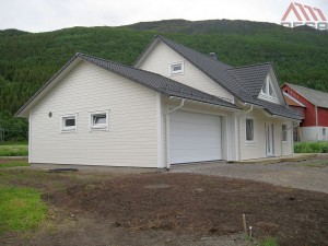 Parmi les fjords norvégiens