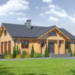 Chmielow DWS - 103,49 m² - Dom-Projekt