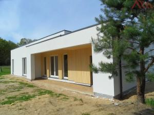 Nietypowy dom w Krzywicach