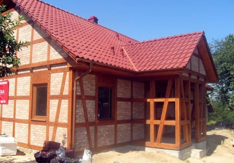 Stylowy dom pod Krakowem