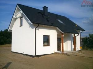 Nieduży i prosty dom