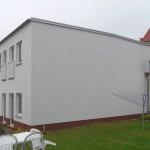 Nowy dom w historycznym mieście