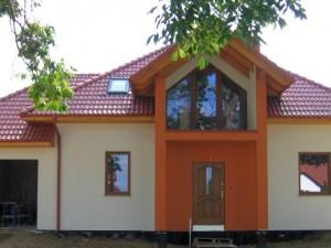Dom w Mieszkowicach