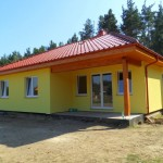 Funkcjonalny bungalow