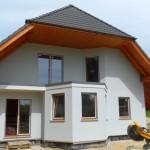 Kolejny dom w Maszewie