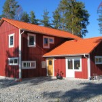 W szwedzkiej czerwieni